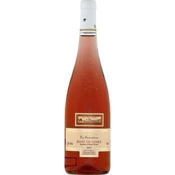 Rosé de Loire cuvée prestige Les Savardières 12,5° 75 cl - Vins - champagnes - Promocash Albi