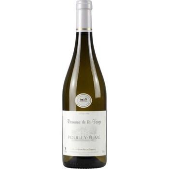 Pouilly-Fumé AOP 2016 Domaine de la Forge 12,5° 750 ml - Vins - champagnes - Promocash Thonon