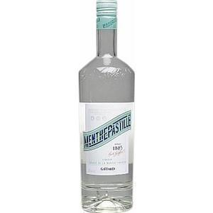 Menthe Pastille GIFFARD 24° - la bouteille 100 cl - Alcools - Promocash Anglet