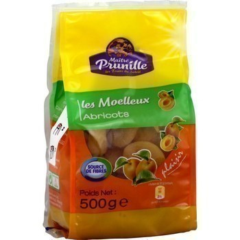 Abricots Les Moelleux 500 g - Fruits et légumes - Promocash Castres