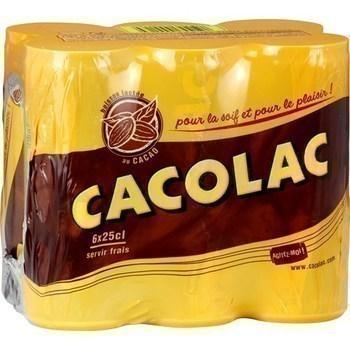 Boisson lactée au cacao - Brasserie - Promocash Antony