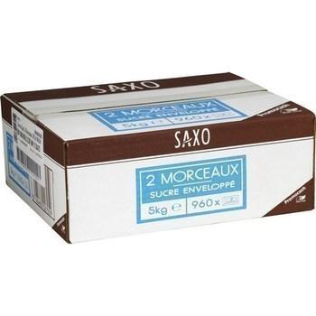 Sucre enveloppé 2 morceaux x960 - Epicerie Sucrée - Promocash Albi