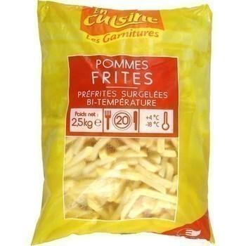 Pommes frites 2,5 kg