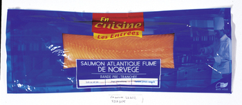 Saumon Atlantique fumé de Norvège - Les Entrées - Saurisserie - Promocash Millau