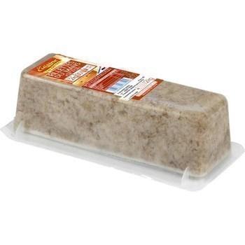 Rillettes du Mans pur porc 1,2 kg - Charcuterie Traiteur - Promocash Chambéry