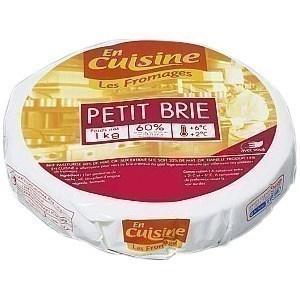 Brie 60% M.G. 1 kg - Crèmerie - Promocash Chambéry