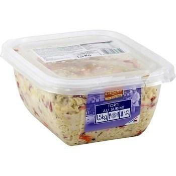 Torti au surimi 1,5 kg - Charcuterie Traiteur - Promocash Chambéry