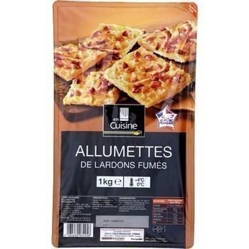Allumettes de lardons fumés 1 kg - Charcuterie Traiteur - Promocash Amiens