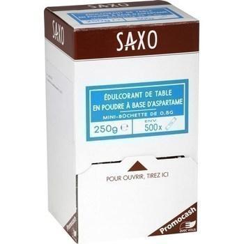 Edulcorant de table en poudre à base d'aspartame 500x0,5 g - Epicerie Sucrée - Promocash Chambéry