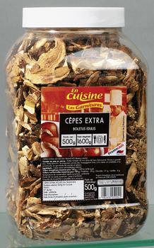 Cèpes extra - Les Garnitures - Epicerie Salée - Promocash Avignon