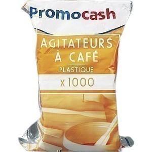 Agitateurs à Café - le paquet de 1000 - Bazar - Promocash Gap