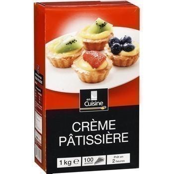 Crème pâtissière 1 kg - Epicerie Sucrée - Promocash Castres