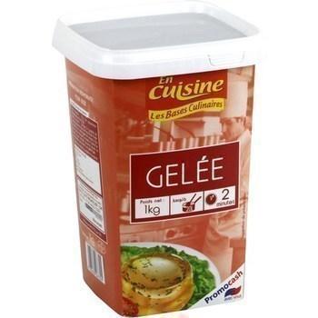 Gelée 1 kg - Epicerie Salée - Promocash Bourgoin