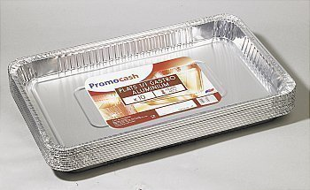 Plats Gastro 1/1 en aluminium - Bazar - Promocash Antony