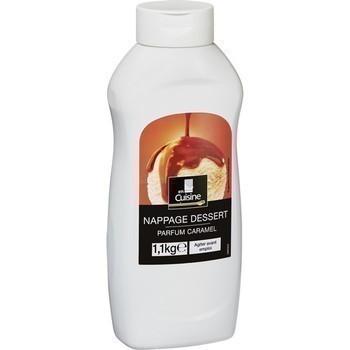 Nappage dessert parfum caramel 1,1 kg - Epicerie Sucrée - Promocash LA FARLEDE