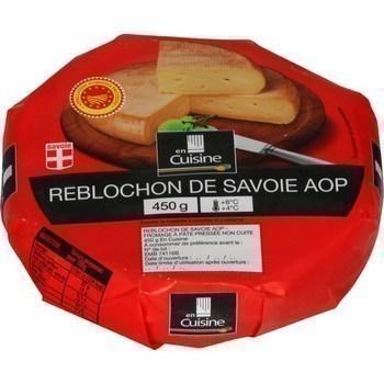 Reblochon de Savoie 450 g - Crèmerie - Promocash Chambéry