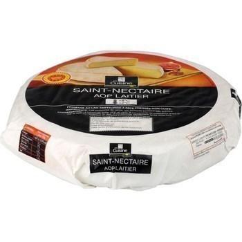 Saint-Nectaire AOP laitier - Crèmerie - Promocash Brive