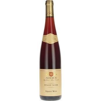 Alsace Pinot Noir Ernest Wein 12° 75 cl - Vins - champagnes - Promocash Granville