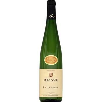 Sylvaner - Alsace 12° 75 cl - Vins - champagnes - Promocash LA FARLEDE