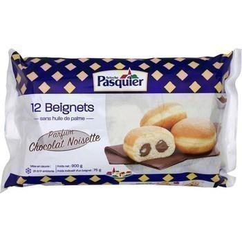 Beignets parfum chocolat noisette 12x75 g - Surgelés - Promocash Castres