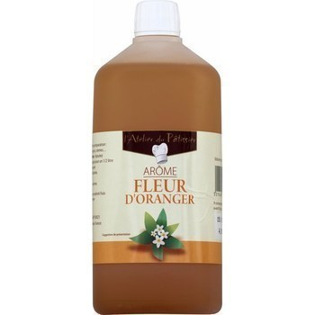 Arôme fleur d'oranger 1 l - Epicerie Sucrée - Promocash Vannes