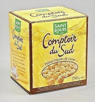 Sucre brun pure canne - la boîte de 750 g - Epicerie Sucrée - Promocash Brive