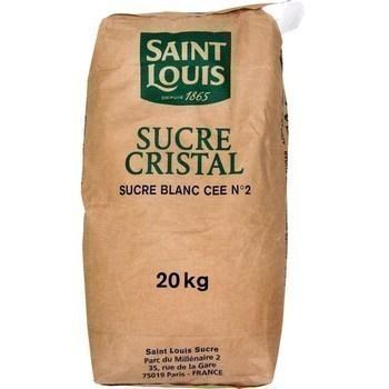 Sucre cristal 20 kg - Epicerie Sucrée - Promocash Albi