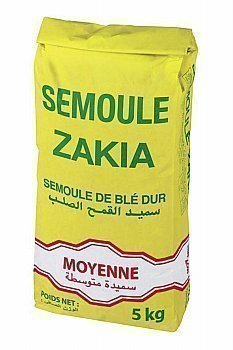 Semoule moyenne 5 kg - Epicerie Salée - Promocash Millau