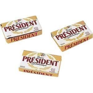 Beurre doux 125x8 g - Crèmerie - Promocash Anglet