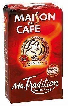 Café Moulu Tradition MAISON DU CAFE - le paquet de 250 g - Epicerie Sucrée - Promocash Anglet
