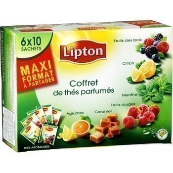 Coffret de thés parfumés maxi format à partager 96 g - Epicerie Sucrée - Promocash Bourgoin