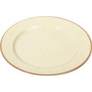 Assiette plate gresmouscheté 26 cm - Bazar - Promocash Thionville