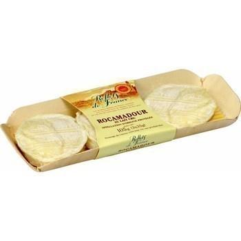 Rocamadour au lait cru 3x35 g - Crèmerie - Promocash Bordeaux