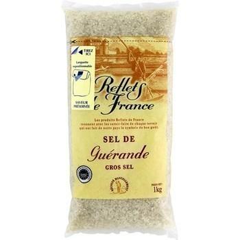Gros sel de Guérande - le sachet de 1 kg - Epicerie Salée - Promocash Millau