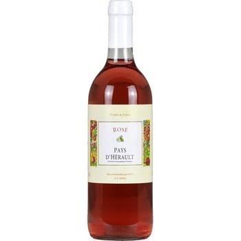 Vin de pays de l'Hérault 11,5° 75 cl - Vins - champagnes - Promocash Amiens
