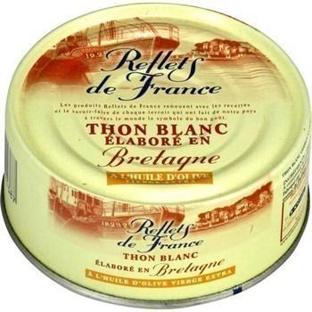 Thon blanc à l'huile d'olive vierge extra - Epicerie Salée - Promocash Bourgoin