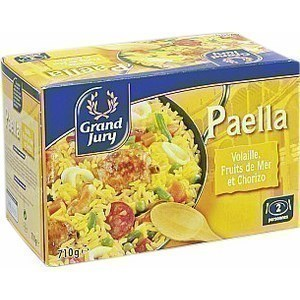 Paella volaille/fruits de mer - la boîte de 710 g - Epicerie Salée - Promocash Bourgoin