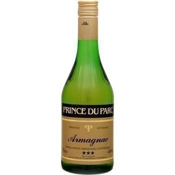 Armagnac prince du parc 40% 70 cl - Alcools - Promocash Anglet