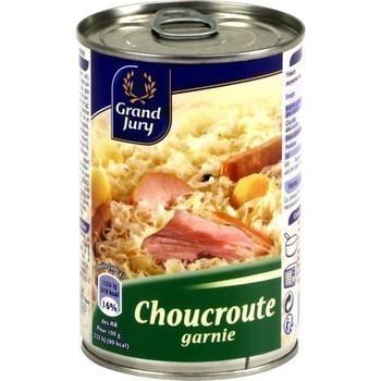Choucroute garnie 400 g - Epicerie Salée - Promocash Anglet