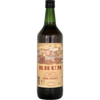 Rhum ambre 40% 1 l - Alcools - Promocash Anglet