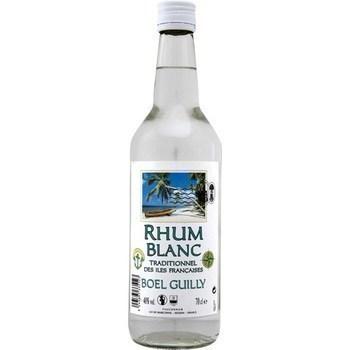 Rhum blanc 40% 70 cl - Alcools - Promocash Anglet