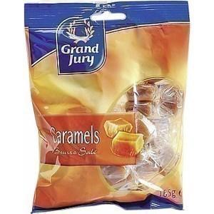 Bonbon caramel JONY - le sachet de 165 g - Epicerie Sucrée - Promocash Anglet