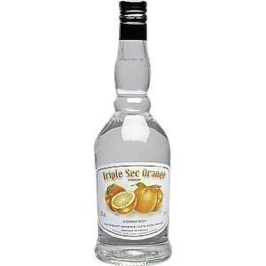 Triple Sec GODEFROY 25% - la bouteille de 70 cl - Alcools - Promocash Anglet