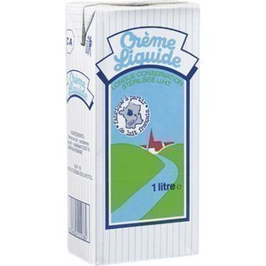 Crème liquide UHT 30% M.G. 1 l - Crèmerie - Promocash Anglet