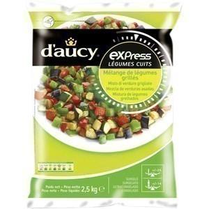 Mélange de légumes grillés 2,5 kg - Surgelés - Promocash Nantes