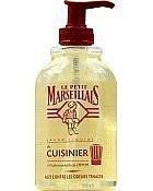 Savon liquide du cuisinier à l'huile essentielle de citron - la pompe de 300 ml - Hygiène droguerie parfumerie - Promocash Pamiers
