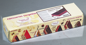 Fondant au chocolat 12-15 part - Surgelés - Promocash Bordeaux