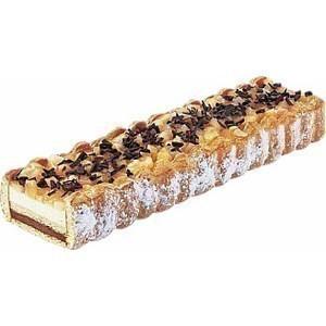 Charlotte poire/ chocolat 800 g - Surgelés - Promocash AVIGNON