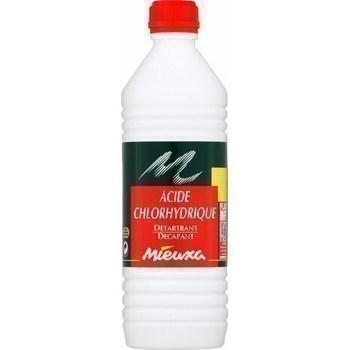 Acide chlorhydrique détartrant décapant 1 l - Bazar - Promocash Anglet