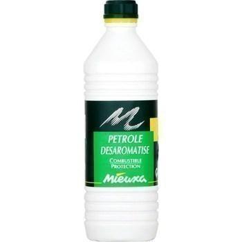 Pétrole désaromatisé - la bouteille de 1 litre - Bazar - Promocash Anglet